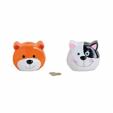 Kinder  Beren kop spaarpot