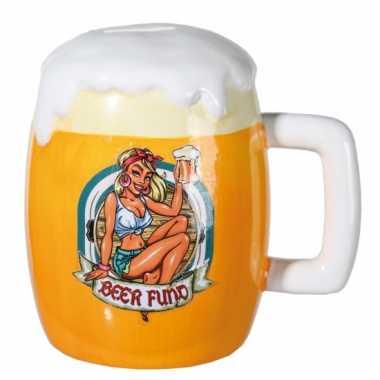 Kinder  Bier fonds Spaarpot