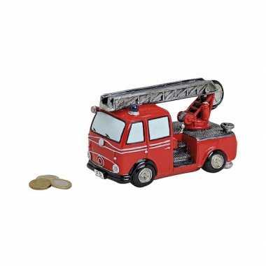 Kinder  Brandweer thema spaarpotten