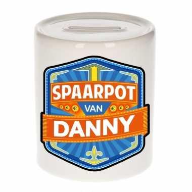 Kinder cadeau spaarpot een danny
