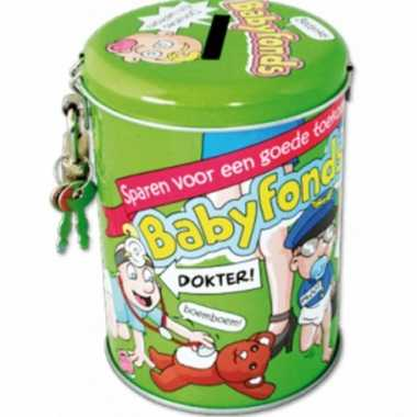 Kinder  Collectebussen Babyfonds spaarpot