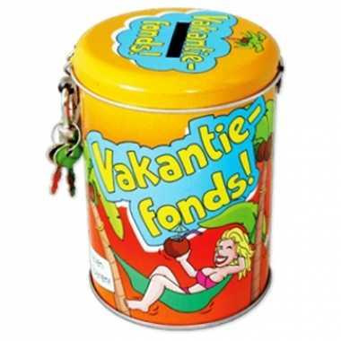 Kinder  Collectebussen Vakantiefonds spaarpot