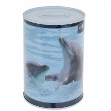 Kinder dolfijn spaarpot