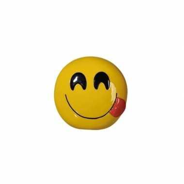 Kinder emoji spaarpot lekker puh