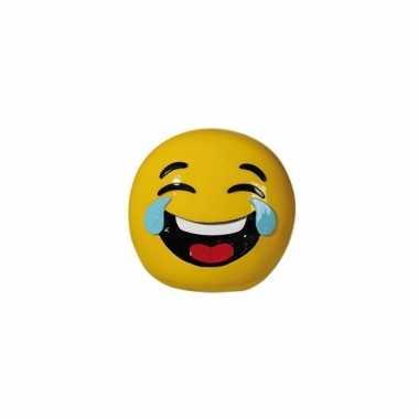 Kinder emoji spaarpot lol
