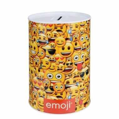 Kinder emoji spaarpot type