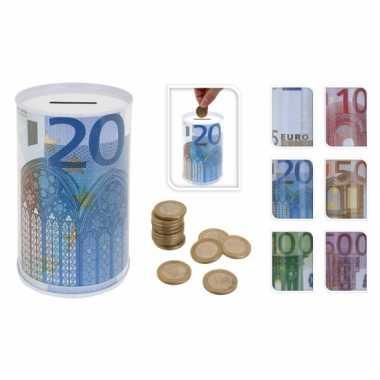Kinder  eurobiljet spaarpot
