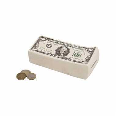 Kinder  Geld spaarpot Dollar biljetten