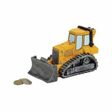 Kinder  Kado spaarpot bulldozer