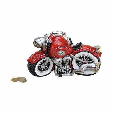 Kinder  Kado spaarpot motor rood
