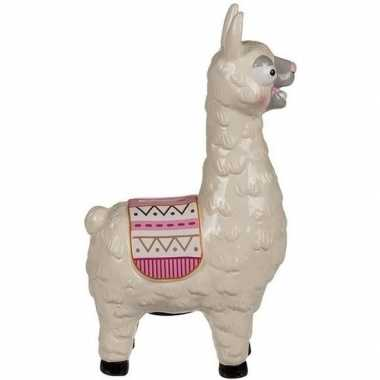 Kinder lama / alpaca spaarpot