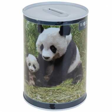 Kinder panda spaarpot