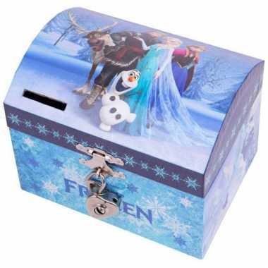 Kinder  Spaarpot Disney Frozen ,