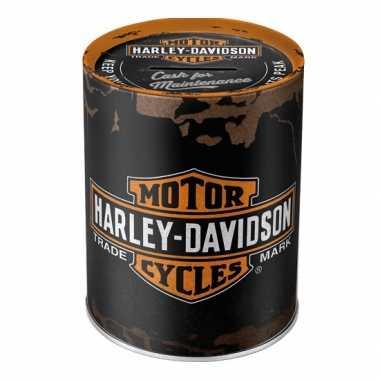 Kinder  Spaarpot Harley Davidson