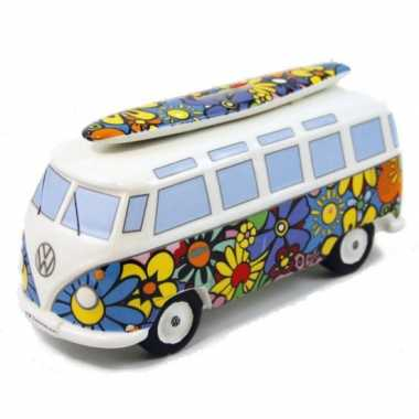 Kinder  Spaarpot hippie VW bus