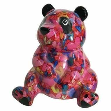 Kinder spaarpot panda type