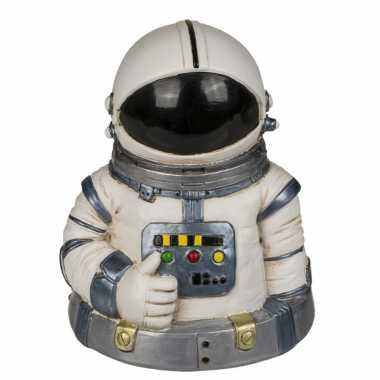 Kinder spaarpot ruimtevaart astronaut