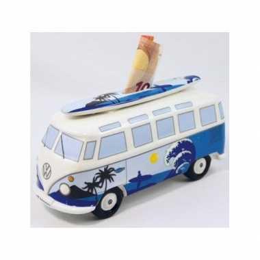 Kinder  Spaarpot Volkswagen bus