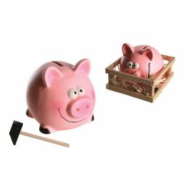 Kinder  Spaarvarkentje hamer spaarpot
