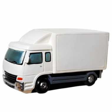 Kinder  Stenen spaarpotten vrachtwagen
