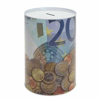 Kinderspeelgoed spaarpot euro