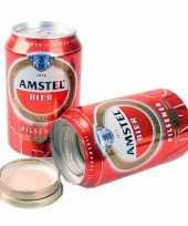 Kinder amstel bier kluisje spaarpot
