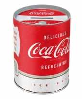 Kinder retro coca cola spaarpotten