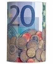 Kinder spaarpot euro biljet 10135594